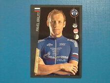 Figurine Panini 100 Giro d'Italia n.156 Pavel Brutt Gazprom-Rusvelo