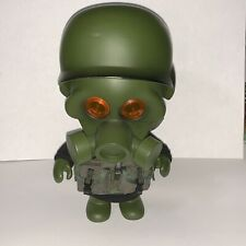 Jamungo Squadt Gassed S005 Fort Burnout JNGL Vinyl Figure by Playge FERG