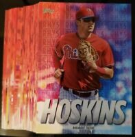 2020 TOPPS SERIES 1 RHYS HOSKINS INSERTS PHILLIES #1-30 YOU PICK