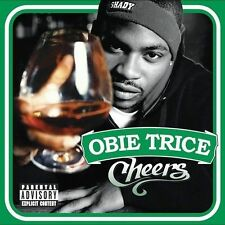 Obie Trice : Cheers Rap/Hip Hop 1 Disc Cd