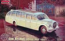 Cutting Down Trees Opel Blitz Bus BLITZBUS LUDEWIG AERO 1937 Model Kit 1:72 NIP