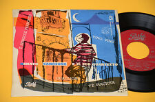 RENATO CAROSONE EP 4 CANZONI ORIG 1956 COPERTINA LAMINATA