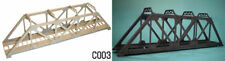 "Dapol C003 13"" Single Track Girder Bridge '00' Gauge New Plastic Kit - 1st Post"