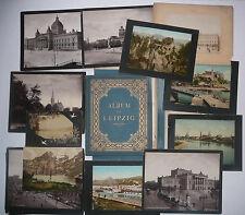 ALBUM von LIEPZIG. 14 Photographies J.B. Klein's Kunst & Buchhandlung. 1894.