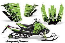 AMR SLED WRAPS ARCTIC CAT SNOPRO 600/500 GRAPHIC KIT DF