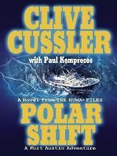 Polar Shift: A Novel From The Numa Files - A Kurt Austin Adventure-ExLibrary