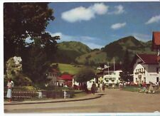 Old Postcard - Fjschen/Allgau - Posted 0444