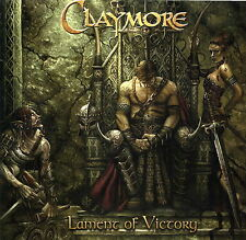 CLAYMORE - Lament of Victory, epic power metal, Serbia, female vocal, Claymorean