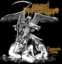 Grave Desecrator - Deathspell Rising (Bra), CD (Original Southamerican 1.Press!)