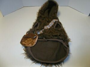 Rubies Star Wars Chewbacca Dog/Pet Jacket Costume Size M
