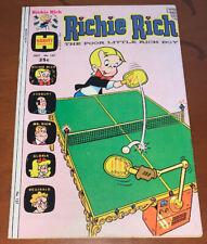 Richie Rich Comic #127 | Harvey Comics | 1974