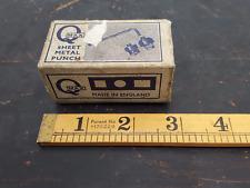 """5/8"""" Punzone Lamiera IN SCATOLA ORIGINALE 28259"""