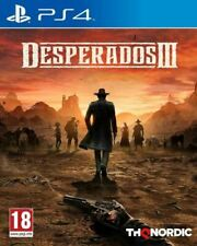 Desperados 3 Sony PlayStation 4 PS4 Brand New Sealed Official Gift Idea GAME