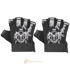 Men's Half Finger Cycling Driving Fingerless Mittens Tactical Athletic Gloves