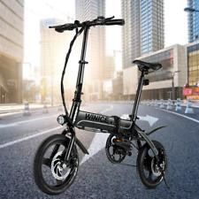 Elektrofahrrad Mountainbike 14 Zoll E-Bike Klapprad Shimano Pedelec 250W Motor