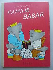 Jean de Brunhoff - Familie Babar  /   1979
