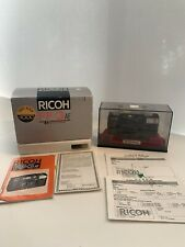 RICOH FF-3 AF compact film Camera w/auto focus WIDE F/3.2 35mm Lens NEW display