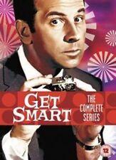 Get Smart Complete Seasons 1 to 5 UK DVD