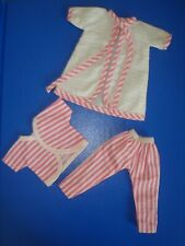 "Vtg 1950's 8"" Betsy McCall Doll ""Pajama Party"" Robe/Pants/Top Bubble Pack #8101"