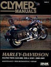 SHOP MANUAL HARLEY SERVICE REPAIR CLYMER BOOK DAVIDSON FLS FXS HAYNES CHILTON