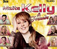 MAITE & FREUNDE KELLY - MAITE KELLY & FREUNDE  3 CD NEU
