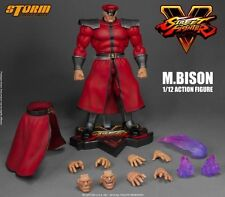 Storm Collectibles M. Bison 1:12 Action Figure Street Fighter V NEW