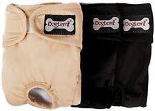 Dog Diaper Panty Black or Beige - Reusable - Breathable Pantie - Lemi Pantie