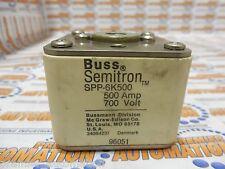 BUSS, SPP-6K500, SEMITRON FUSE, 500 A, 700 V