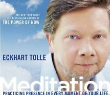 Meditation Practicing Presence in Every Moment of Your Life by Eckhart Tolle D4