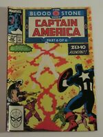 Captain America #362 1st Cover & Full Appearance Crossbones 1989 Marvel Comics