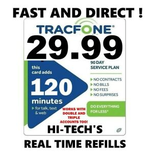 TRACFONE 29.99 DIRECT 90 DAY REFILL 🔥 GET IT FAST TODAY 🔥