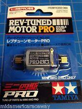 TAMIYA MINI4WD 15350-360 REV-Tuned Motor PRO Motor from Mid America Raceway