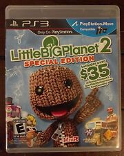 LittleBigPlanet 2 -- Special Edition (Sony PlayStation 3, 2011) - FREE SHIPPING!