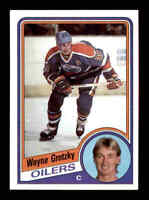 1984-85 Topps #51 Wayne Gretzky NM X1359679