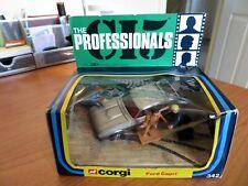 CORGI 342 THE PROFESSIONALS FORD CAPRI 3.0S
