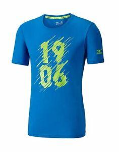 Mizuno 1906 T-Shirt /Tee blau, NEU *UVP: 30€*