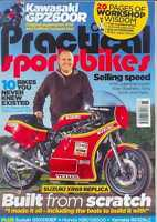PRACTICAL SPORTSBIKES N.65-70,80,90's Bikes(NEW)*Post included to UK/Europe/USA