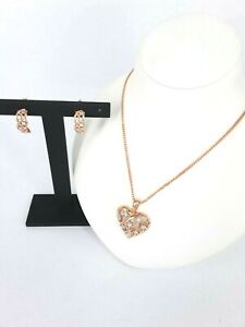 Bee Jewellery 9k Rose Gold Dreamweaver Set R64747 R53594 R25382 Sold Indiv