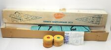 Vintage Sportcraft Sports Games Shuffleboard Set Indoor/Outdoor w/Original Box