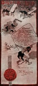 1918 Norman Lindsay THOSE WERE THE DAYS free shipping EXPRESS worldwide
