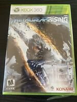 Metal Gear Rising: Revengeance Walmart Exclusive (Microsoft Xbox 360, 2013)