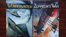 Wunderwafen + Zeppelin's War - Lot 2 BD