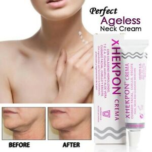 XHEKPON Face and Neck Cream Whitening Wrinkle Removing Cream Smooth Anti Aging
