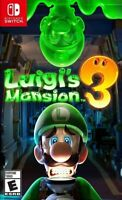Luigi's Mansion 3 - Nintendo Switch video game