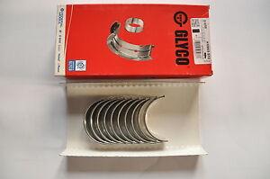 FIAT BRAVO II 2.0 D MULTIJET   ENGINE MAIN SHELL BEARINGS SET.