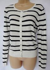 Striped Button Jumpers & Cardigans NEXT for Women