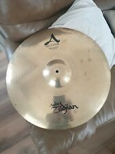 "Zildjian 21"" A Custom Medium Ride Cymbal"