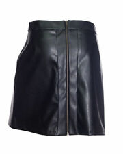 New Look Patternless Short/Mini Skirts for Women
