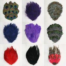 Feather Pad Peacock - Headband Hair Accessories Clips Fascinator Wedding Bridal