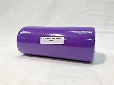 """TULLE SPOOL - Purple - 6"""" x 25 Yards Wedding Decorating & Party Favors"""